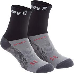 inov-8 Speed Hoge Sokken, black